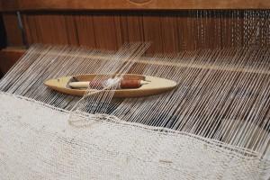 antique loom