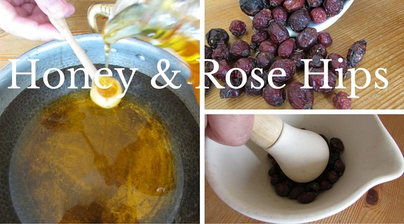 Rose Hips & Honey