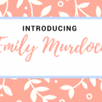 Guest Author, Emily Murdoch, with a Special Offer