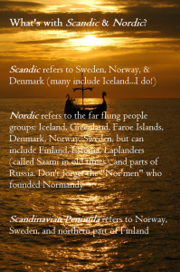 Scandic and Nordic