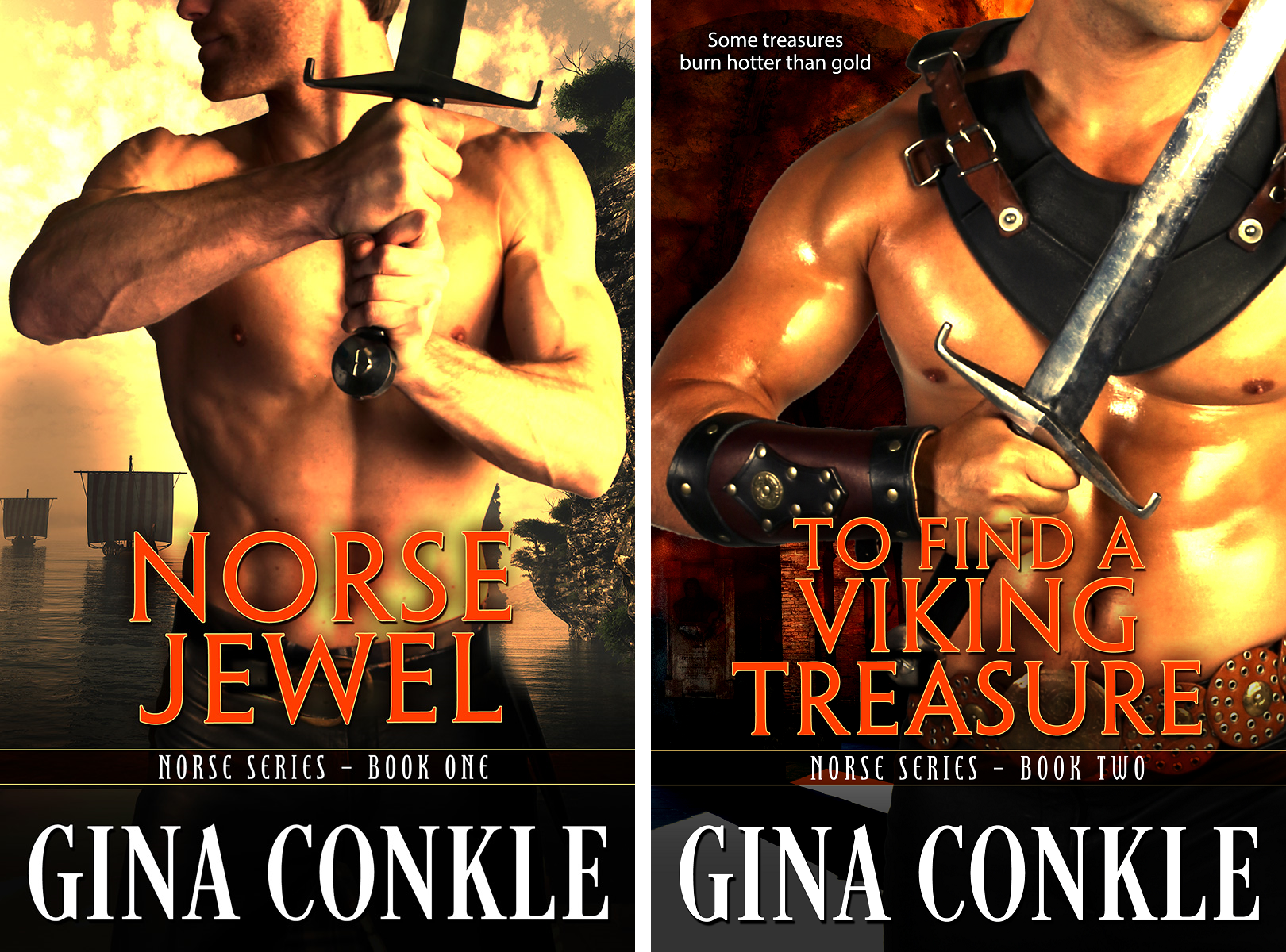 Guess which books are on sale for 99 cents? These two!