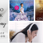 An Audio Book Giveaway (pssst! romance novels on CDs)
