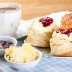 Tale of the Scone by Guest Author Virginia Heath