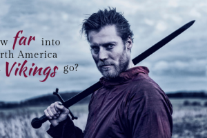 How Far into North America did Vikings go? Part 1